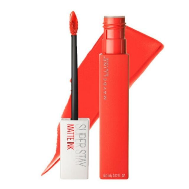 Maybelline SuperStay Matte Ink Liquid Lipstick in Heroine