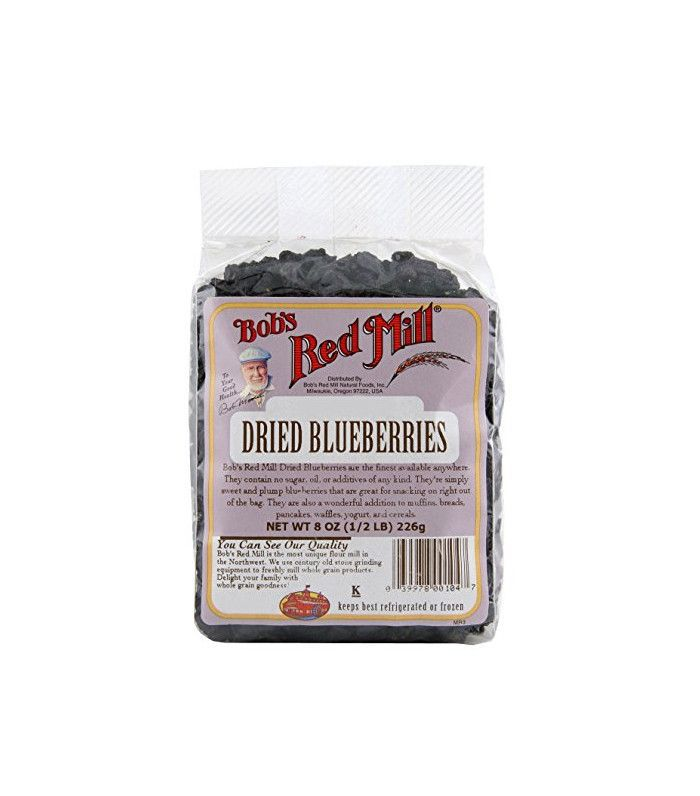Bob's Red Mill Dried Blueberries - Benefits of Blueberries