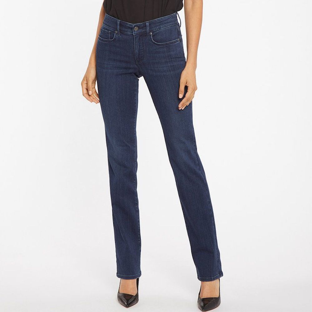 NYDJ Marilyn Straight Jeans In Petite
