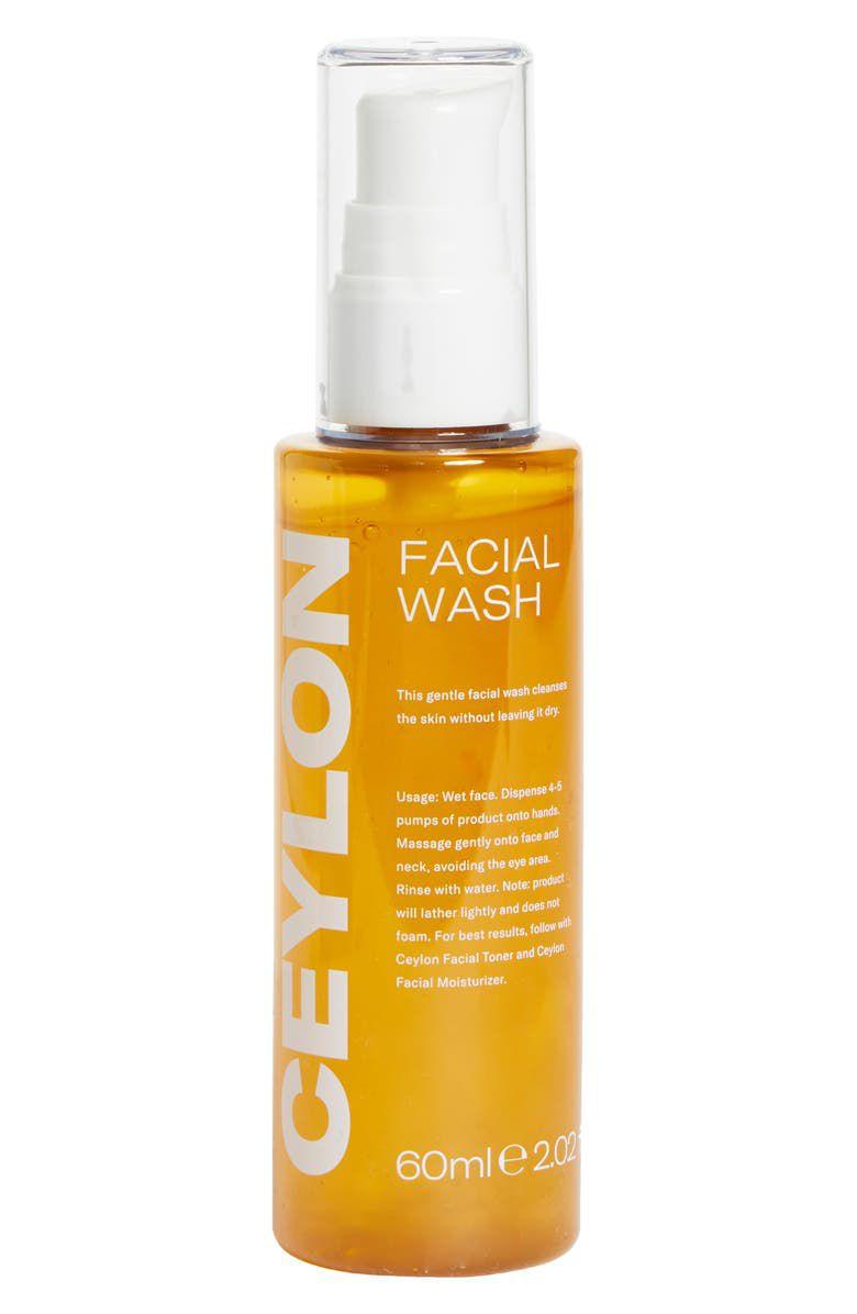 Ceylon Facial Wash