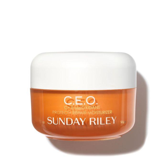 Sunday Riley C.E.O. C + E Antioxidant Protect + Repair Moisturiser