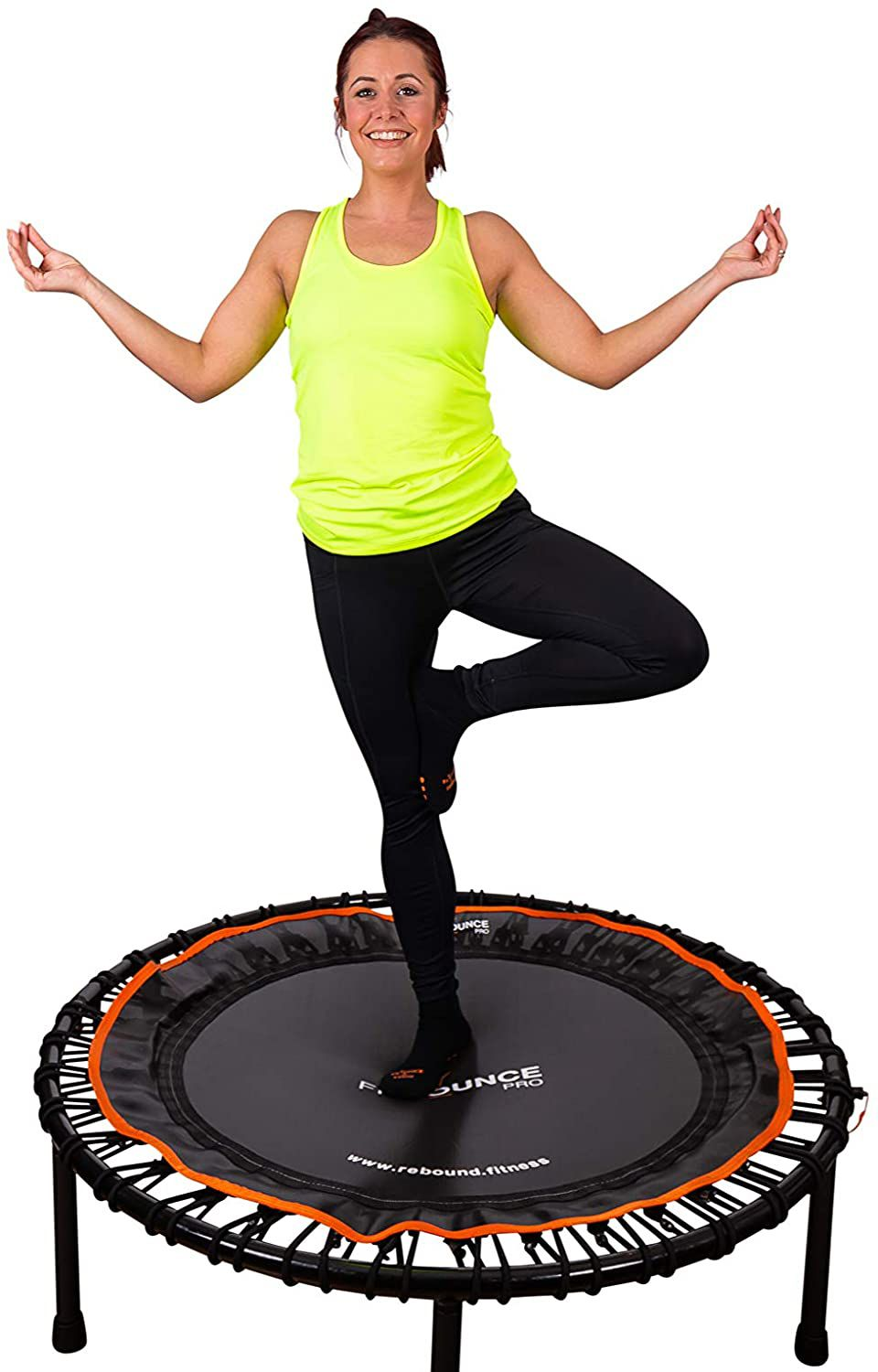 Rebound Fitness FitBounce Pro USA Bungee Rebounder