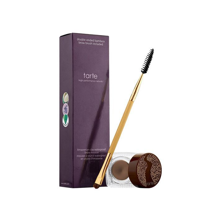 Amazonian Clay Waterproof Brow Mousse Medium Brown