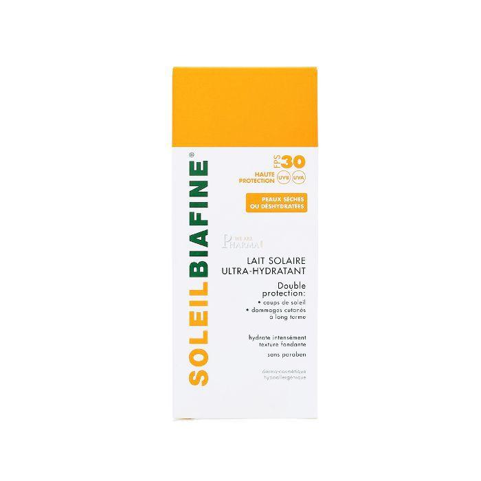Soleil Biafine Ultra Moisturizing Sunscreen Milk