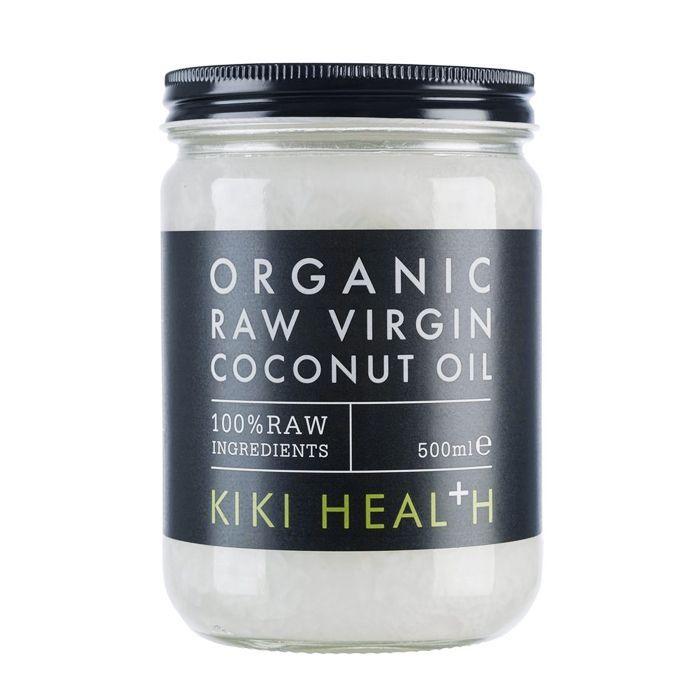 homemade body scrub: Kiki Health Organic Coconut Oil