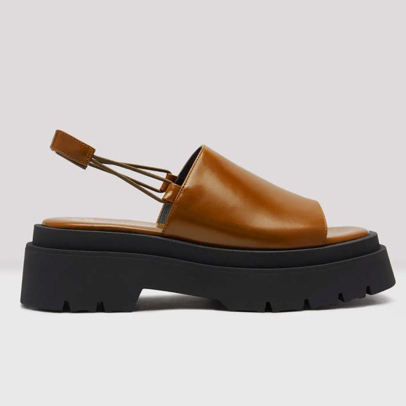 Noreen Cider Brown Sandals