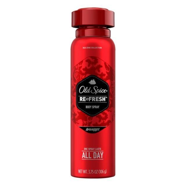 Old Spice Refresh Body Spray Pure Sport