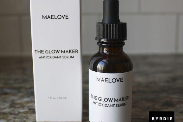 maelove glow maker vitamin c serum