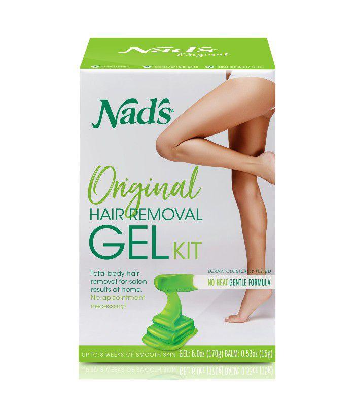 Nad's original hair removal gel kit