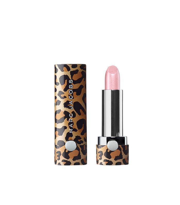 Marc Jacobs Le Marc Leopard Frost Lip Crème Lipstick in Frost Diva