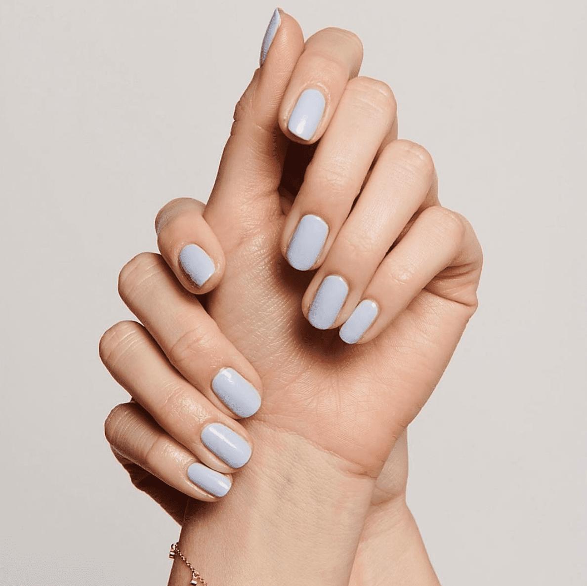 15 Perfect Shades Of Blue Nail Polish No Matter The Occasion