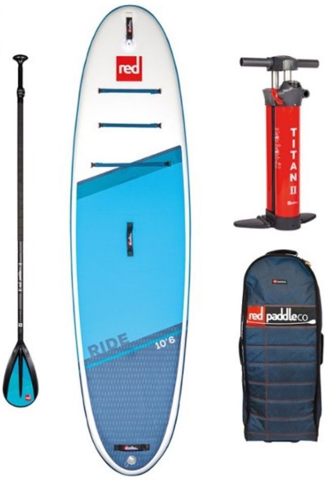 Red Paddle Co. Ride MSL Paddle Board