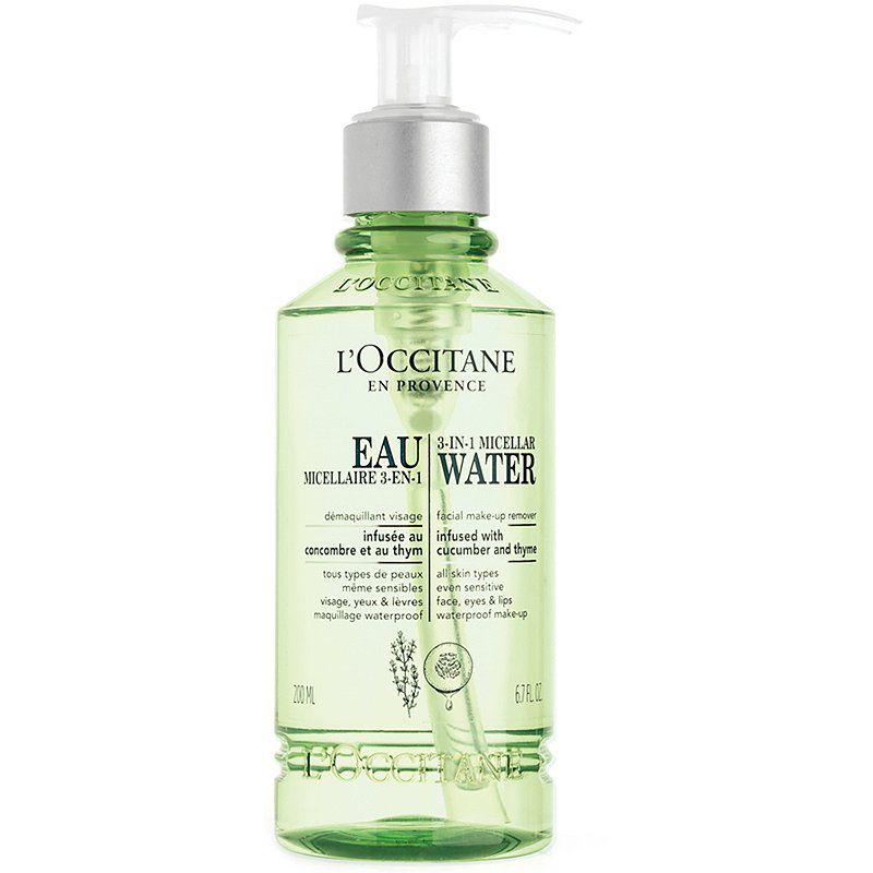 L'Occitane Cleansing 3-in-1 Micellar Water