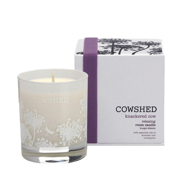 Cowshed Knackered Cow Relaxing Room Candle Knackered Cow Relaxing Room Candle