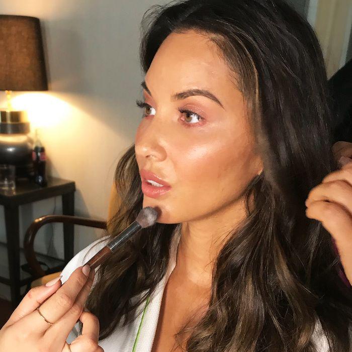 Olivia Munn MTV VMAs makeup
