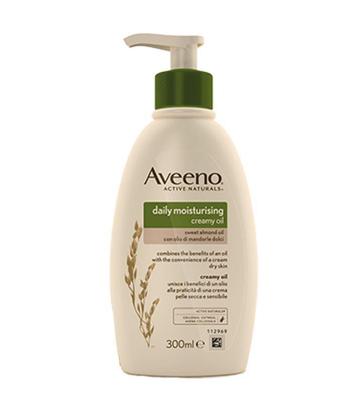 Aveeno Daily Moisturising Creamy Oil