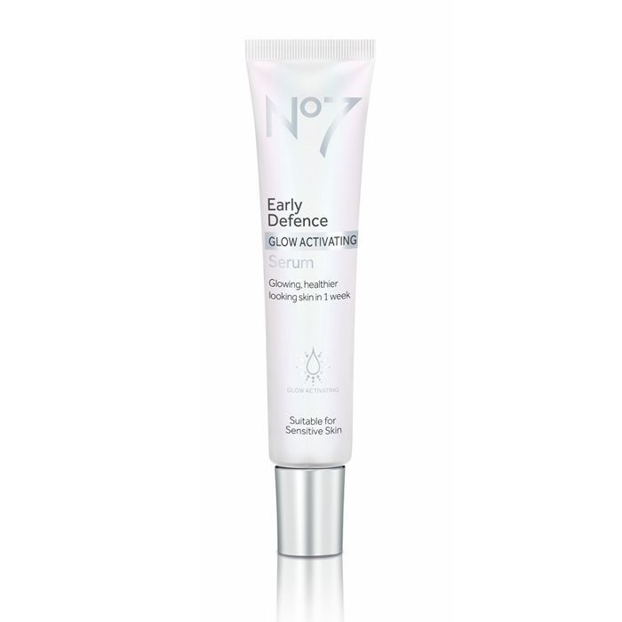 No. 7 Early Defence Glow Activating Serum