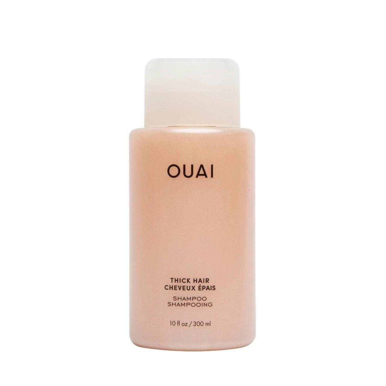 OUAI Thick Hair Shampoo