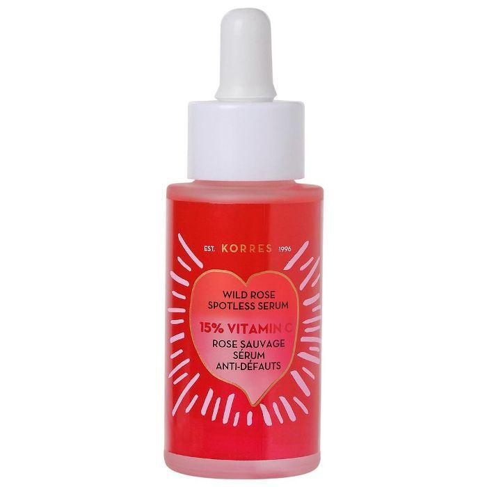 Wild Rose 15% Vitamin C Spotless Serum 1.01 oz/ 30 mL