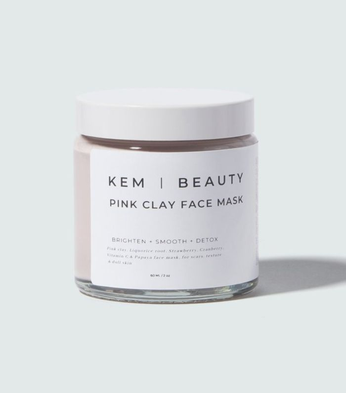 Kem Beauty Pink Clay Face Mask