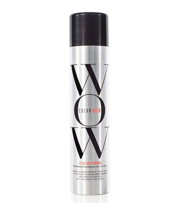 a/w haircut trends: Color Wow Style On Steroids Texturizing Spray
