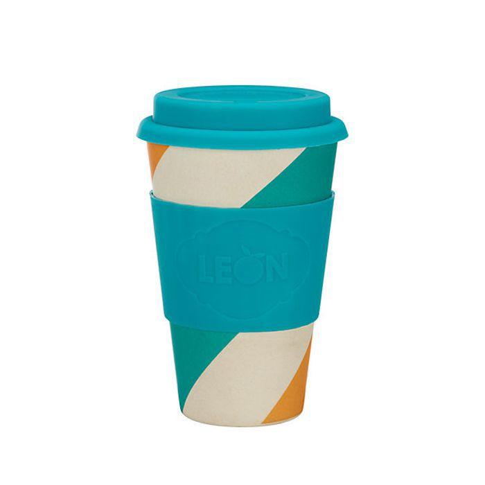 eco products: LEON Bamboo Fibre Travel Mug