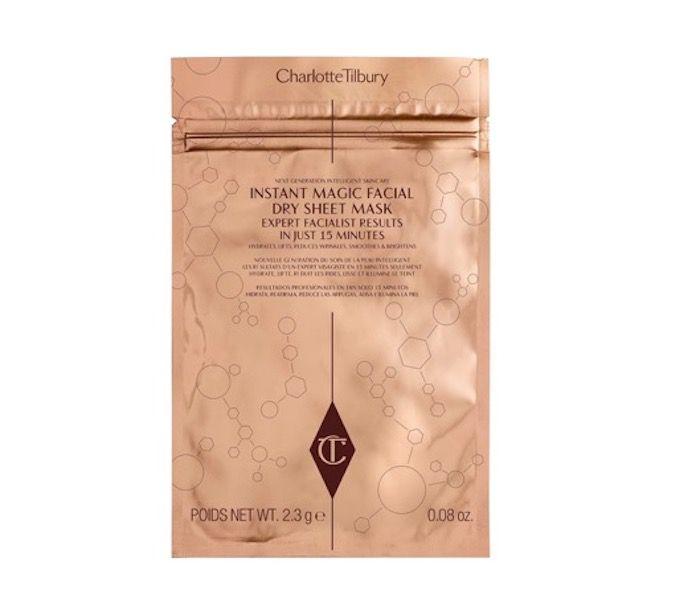 charlotte tilbury dry sheet mask