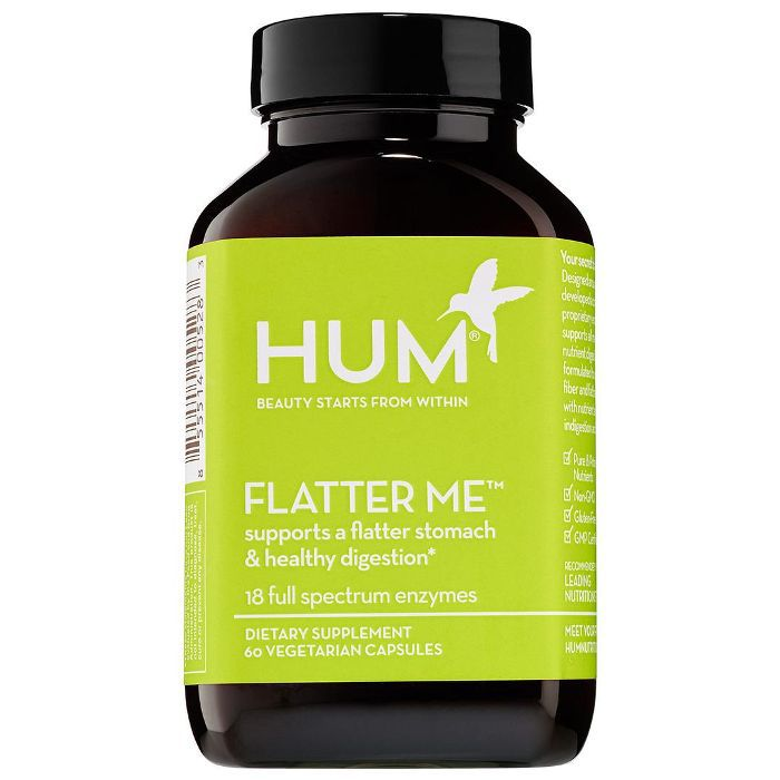 Flatter Me Digestive Enzyme Supplement 60 Vegetarian Capsules