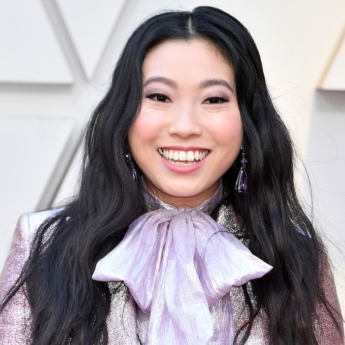 Awkwafina Red Carpet Beauty