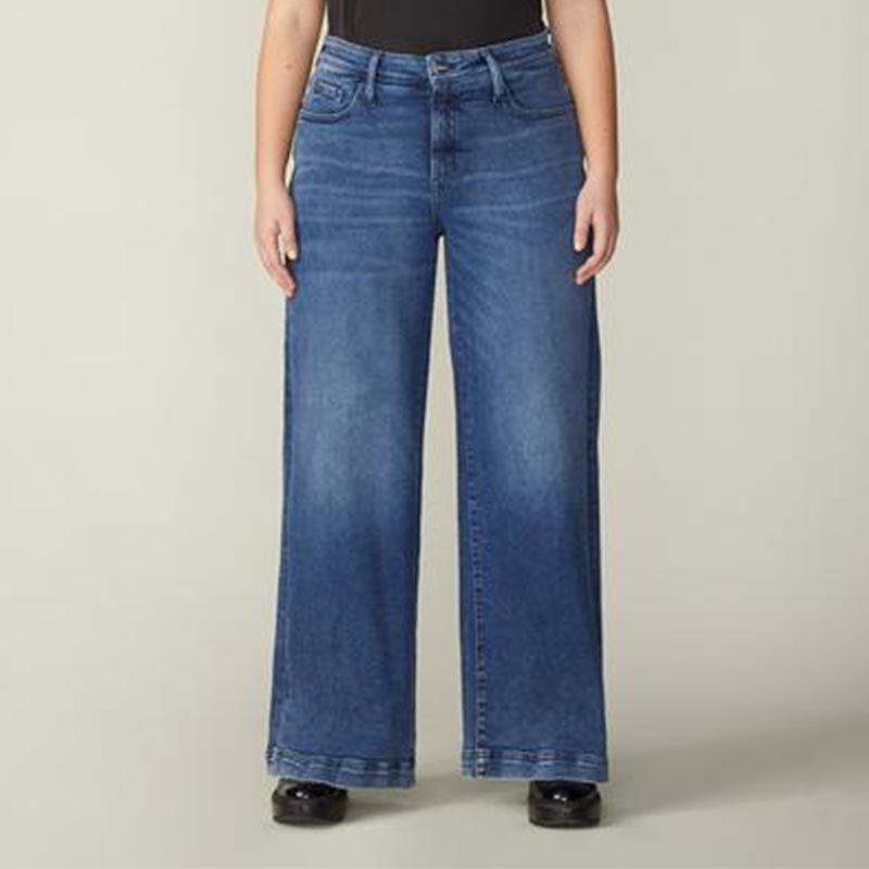 NCE Plus Wide Leg 33'' Lynwood Jeans