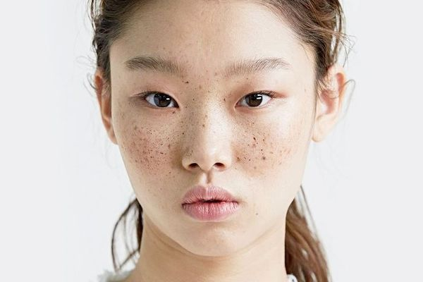 Woman from South Korea