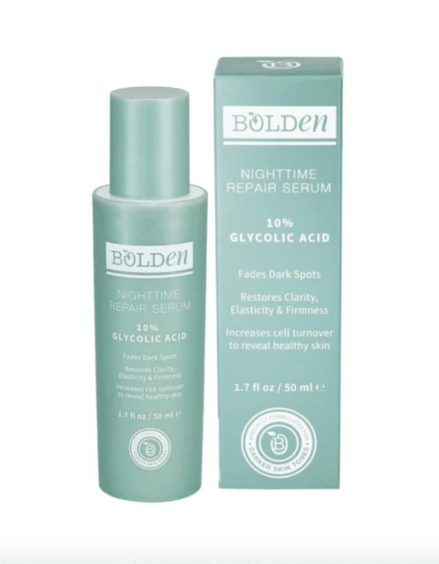 Bolden Nighttime Repair Serum