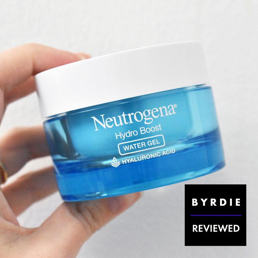 Lightweight Neutrogena Hydro Boost Water Gel