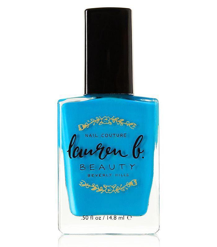 Best nail polish: Lauren B Catalina Cruise