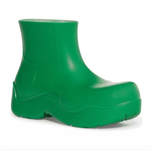 Bottega Veneta BV Puddle Waterproof Chelsea Rain Boot