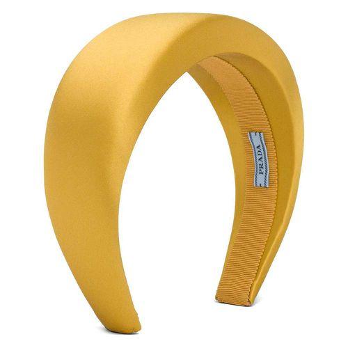 Satin Headband ($440)