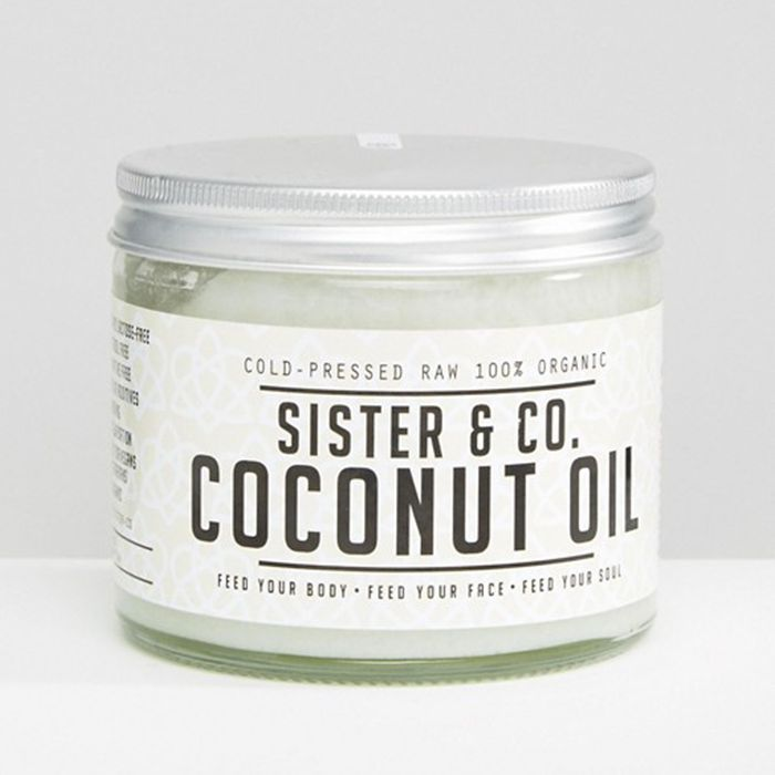 coconut oil for face: Sister $ Co Raw Coconut Oil