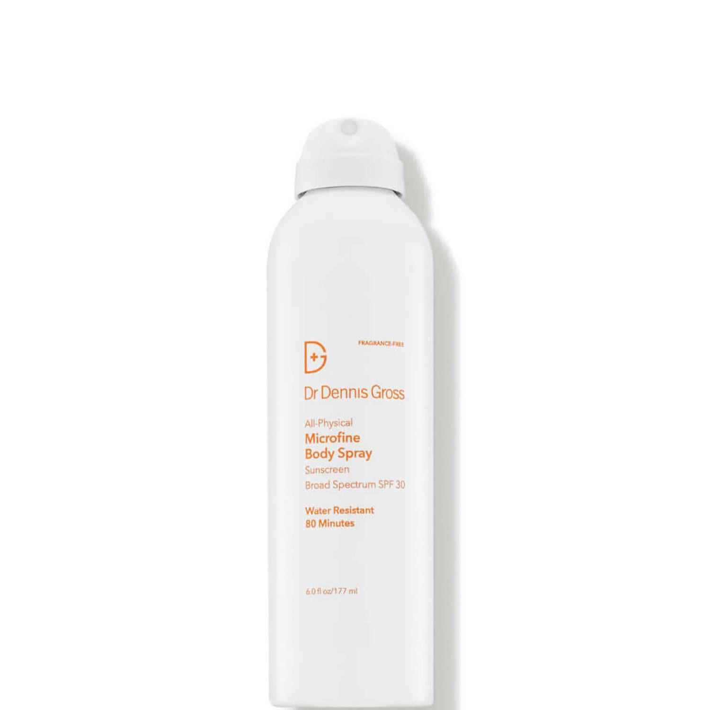 Dr Dennis Gross Microfine Body Spray
