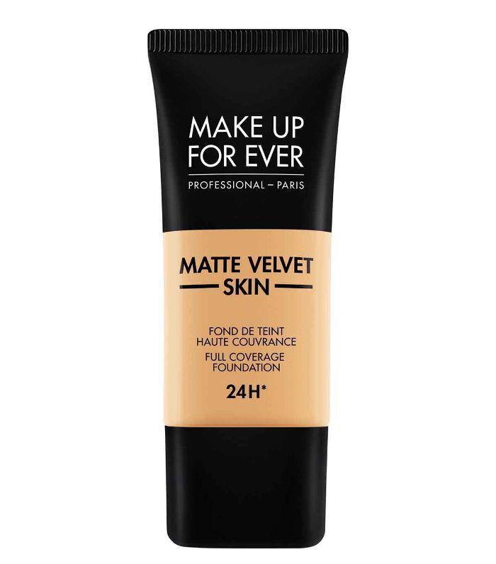 Makeup For Ever Matte Velvet Skin Foundation