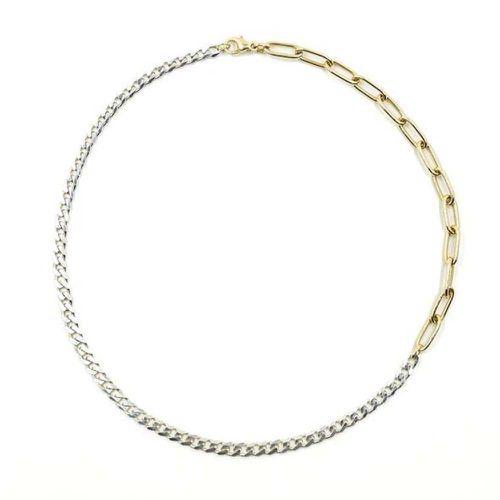 Custom Clip & Curb Chain Necklace ($925)