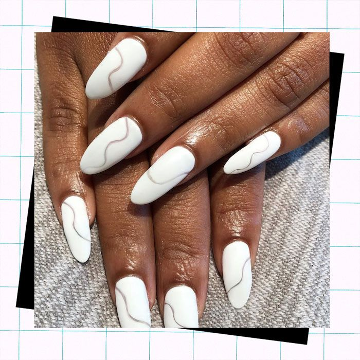 30 Chic, Short Almond Nail Designs to Try