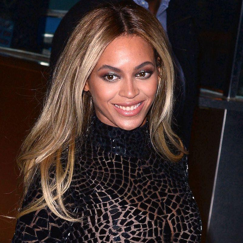 White Blonde Hair Beyoncé