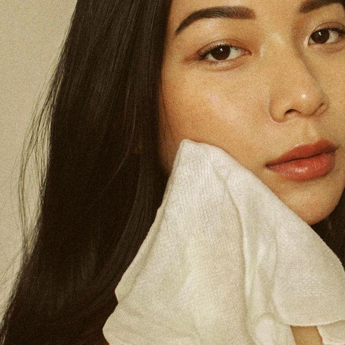 Seltzer Water Skin Trend