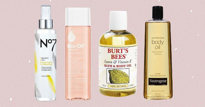 The Best Drugstore Body Oils to Soften and Subtly Scent Your Skin