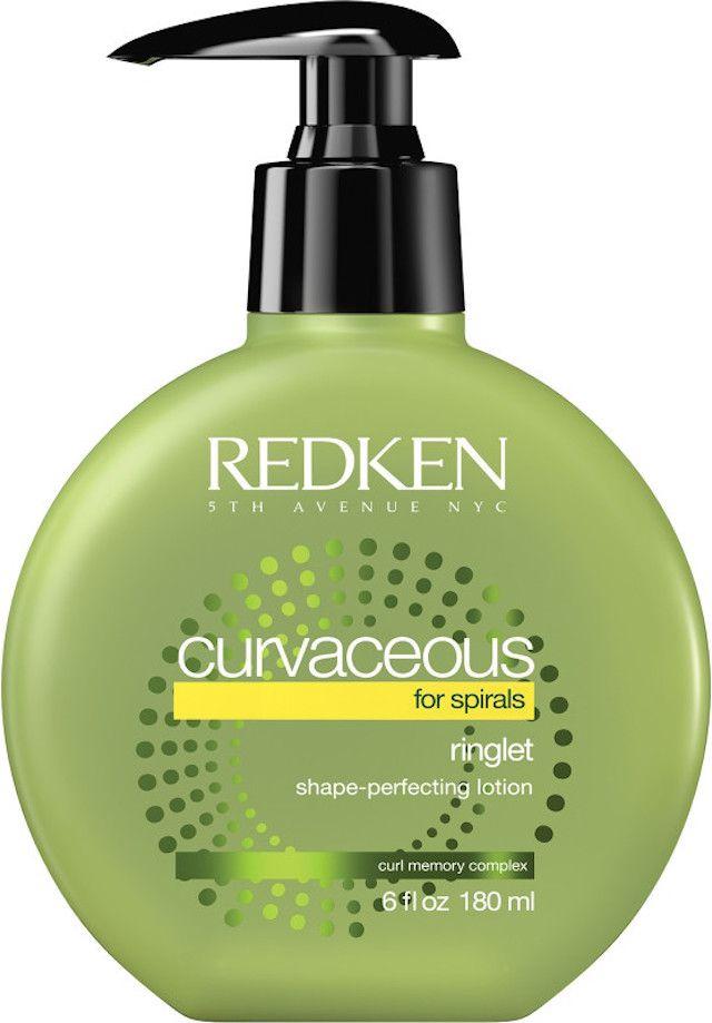 Redken Curvaceous Ringlet Hair Treatment Lotion
