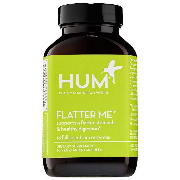 Flatter Me Digestive Enzyme Supplement 60 Vegetarian Capsules