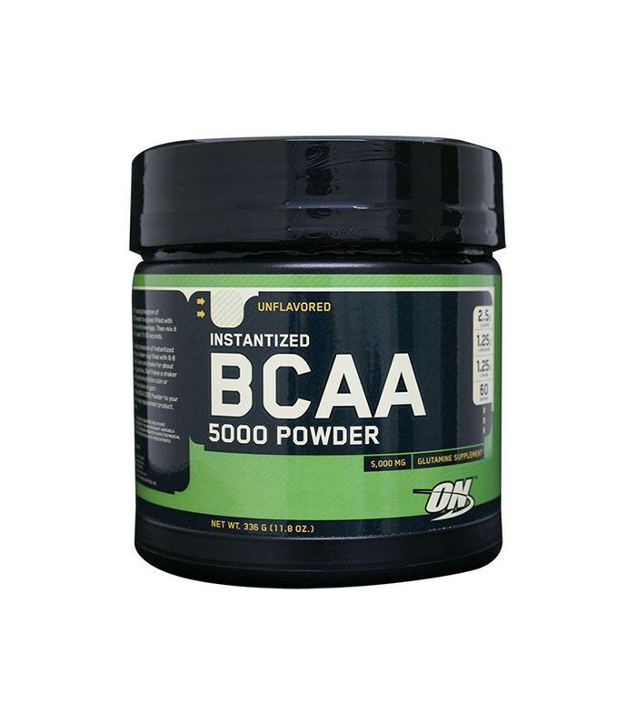 Instantized bcaa powder