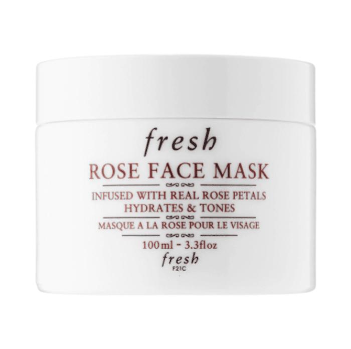 Rose Face Mask 1 oz/ 30 mL