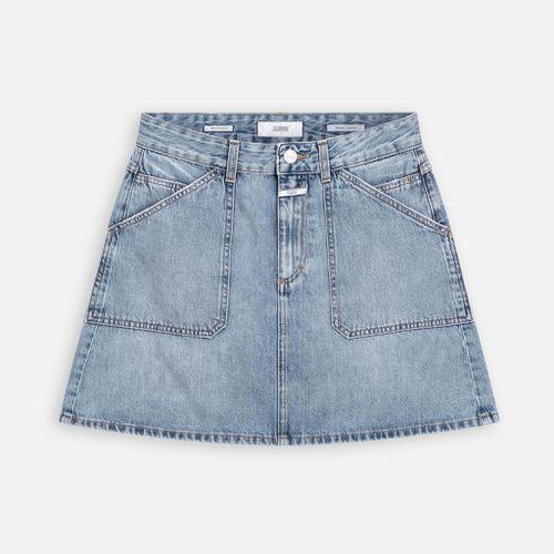 Closed Organic Denim Skirt
