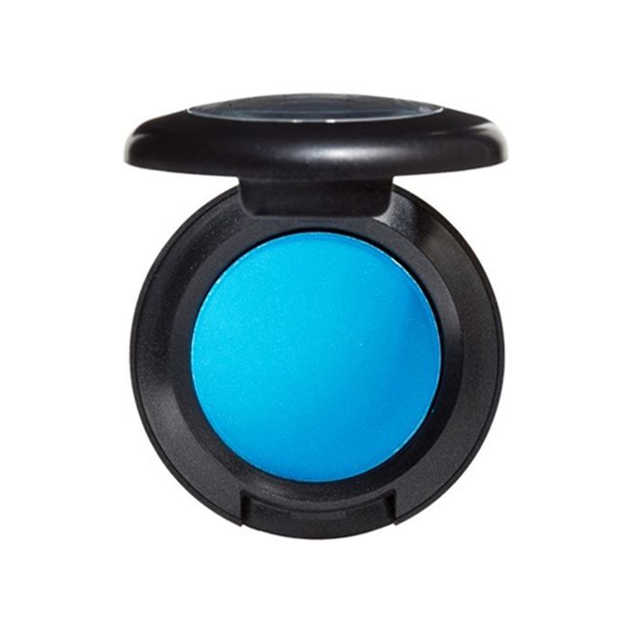 best bright eye shadow: MAC Eyeshadow in Electric Eel
